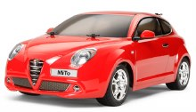 1:10 Scale Alfa Romeo Mito (M-05) Assembly Kit - T58453