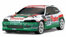 1:10 Scale Castrol Honda Civic VTi (FF-03) Assembly Kit - T58467