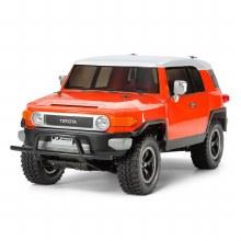 1:10 Toyota FJ Cruiser (CC-01 Chassis) Kit - T58588