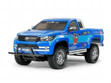 1:10 Scale Toyota Hilux Extra Cab (CC-01) Assembly Kit - T58663