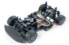 1:10 Scale M-08 Concept Chassis Assembly Kit - T58669