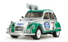 1:10 Scale Citroen 2CV Rally (M-05RA Chassis) Assembly Kit - T58670