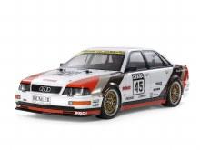 1:10 Scale 1991 Audi V8 Touring (TT-02) - T58682