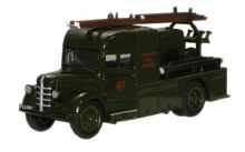 1:76 Scale AFS Bedford Heavy Unit - 76BHF003