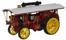 1:76 Scale Burrell Showmans Loco 'Yeoman's Galloping Horses' - 76BUR005