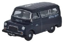 1:76 Scale Bedford CA Van Royal Navy - CA025