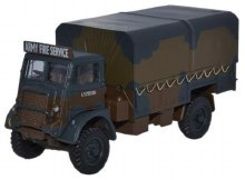 1:76 Scale Bedford QLD Army Fire Service - 76QLD001