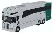 1:76 Scale Scania Horsebox A.W. Jenkinson - SCA04HB