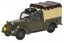 1:76 Scale Austin Tilly No.1 MTTC Camberley 1945 - 76TIL011