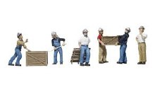HO Scale Dock Workers - 785-1823