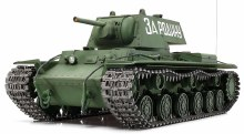 1:16 Scale Russian Heavy Tank KV-1 Full-Option Kit - T56028