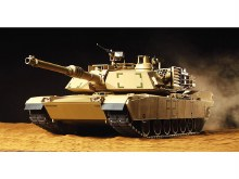 1:16 Scale M1A2 Abrams Battle Tank Full Option Kit - T56041