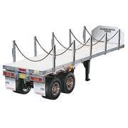 1:14 Scale Flatbed Semi-Trailer for 1:14 Scale R/C Tractor Trucks - T56306