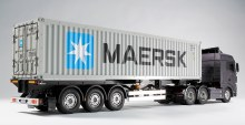 1:14 40-Foot Container Semi-Trailer - 56326