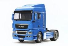 1:14 Scale MAN TGX 18.540 4x2 XLX (French Blue Edition) Assembly Kit - T56350