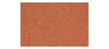Ballast Fine Red/Brown 0.0-0.6mm - 33101