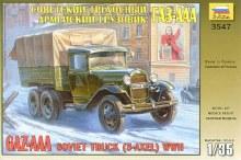 1:35 Scale Gaz-AAA Soviet Truck - ZV3547