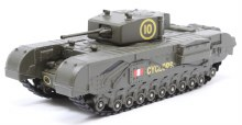 1:76 Scale Churchill Tank 51st Rtr, Uk 1942 - CHT005