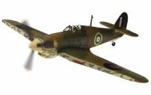 1:72 Scale Hawker Hurricane Mk.I V7795 Plt. Off W Vale - AA27604