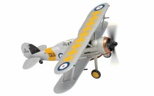 1:72 Scale Gloster Sea Gladiator N5519/G6A No.802 NAS HMS Glorious 1939 - AA36211