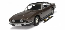 1:36 Scale James Bond Aston Martin V8 Vantage Volante 'The Living Daylights' - CC04804
