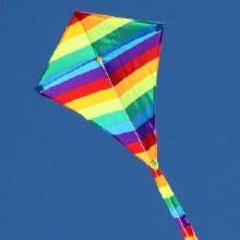 Small Diamond Kite