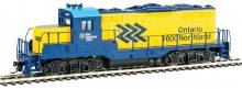 HO Scale EMD GP9M Ontario Northland #1600 Standard DC - 931456