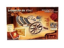 1:16 Scale Leonardo da Vinci Multiple Barrel Gun - 00510