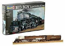 1:87 Scale Big Boy Locomotive - 02165