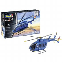 """1:72 Scale Eurocopter EC 145 """"Builders' Choice"""" - 03877"""