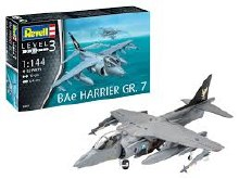 1:144 Scale Bae Harrier GR.7 - 03887