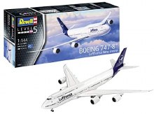 1:144 Scale Boeing 747-8 Lufthansa New Livery - 03891