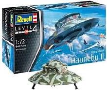 1:72 Scale Flying Saucer Haunebu II - 03903