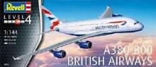 1:144 Scale A380-800 British Airways - 03922