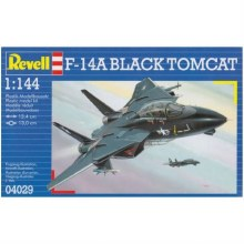 1:144 Scale F-14A Black Tomcat 'Black Bunny' - 04029