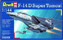1:144 Scale F-14 D Super Tomcat - 04049