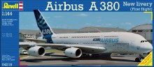 1:144 Scale Airbus A-380 New Livery - 04218