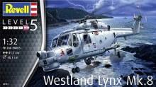 1:32 Scale Westland Lynx Mk 8 - 04981