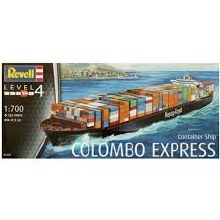 1:700 Scale Container Ship Colombo Express - 05152