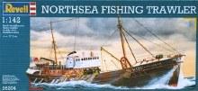 1:142 Scale Northsea Fishing Trawler - 05204