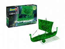 1:150 Scale Viking Ghost Ship - 05428