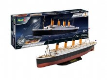 1:600 Scale RMS Titanic Easy Click System - 05498
