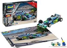 1:24 Scale Benetton Ford B194 25 Years Model Set - 05689