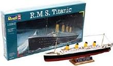 1:1200 Scale R.M.S Titanic - 05804