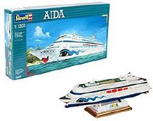 1:1200 Scale Aida - 05805