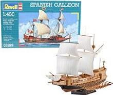 1:450 Scale Spanish Galleon - 05899