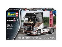 1:24 Scale Mercedes-Benz Actros MP4 - 07439