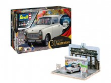 "1:24 Scale 30th Anniversary ""Fall of the Berlin Wall"" Model Set - 07619"