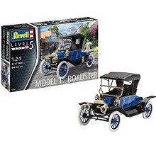 1:24 Scale Ford Model T Roadster (1913) - 07661