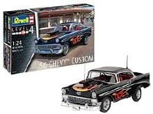 1:24 Scale '56 Chevy Custom - 07663